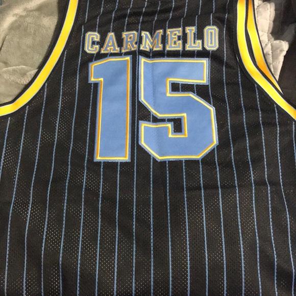 timeless design e61d2 4a87d Air Jordan Carmelo Anthony Men's Jersey